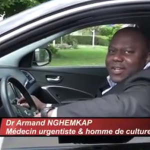 France - Dr Armand Nghemkap: