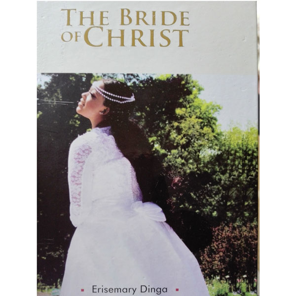 Cameroun:  Livre: Erise Mary Dinga is ''the bride of Christ' :: CAMEROON