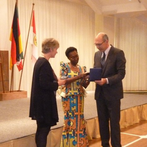 ALLEMAGNE :: Germany - Discussion: Africa and Europe Between Partnership and Political Interest