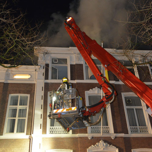 PAYS-BAS :: Breaking News: Fire Breaks Out At the Cameroon Embassy in the Netherlands