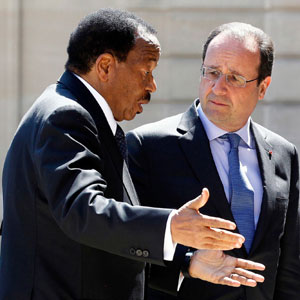 CAMEROUN :: Extr�me-Nord : A quoi joue la France? :: CAMEROON