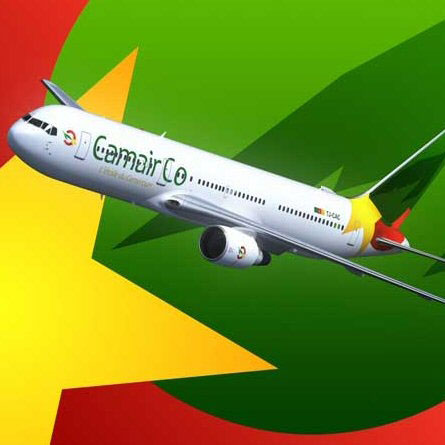 CAMEROUN :: Camair-Co : Red�collage r�gional :: CAMEROON