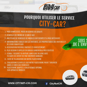 Cameroun - Transport: City Car r�volutionne le transport urbain :: CAMEROON