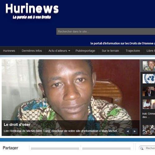 Hurinews:Camer.be