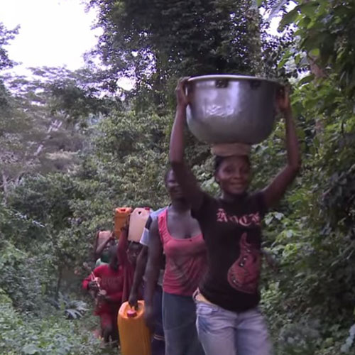 CAMEROUN :: Cameroon:Water for Social Peace (Video english and  french)