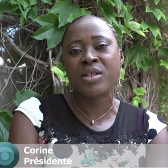 France- Cameroun Diaspora: Madame Corine TONYE...LA FEMME COURAGE !(Texte et video)