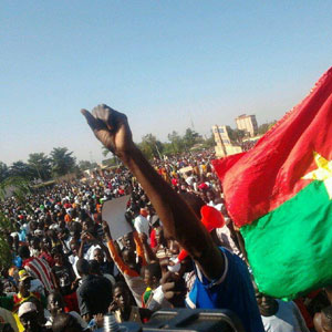 Manifestations Burkina Faso:Camer.be