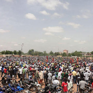 Manifestants Burkina faso:Camer.be