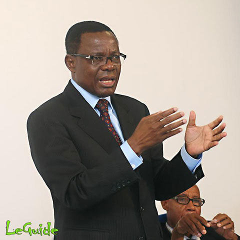 ROYAUME-UNI :: Great Britain-Cameroon:Prof. Maurice Kamto Draws a Full House in London :: UNITED KINGDOM