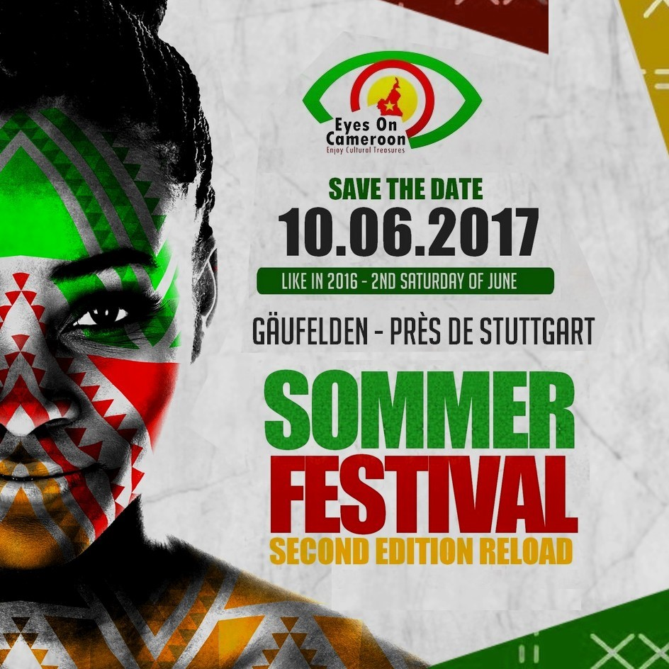 ALLEMAGNE :: Le Sommer Festival ?Cameroun :Africa In Miniature? ( CAIM ) :: GERMANY