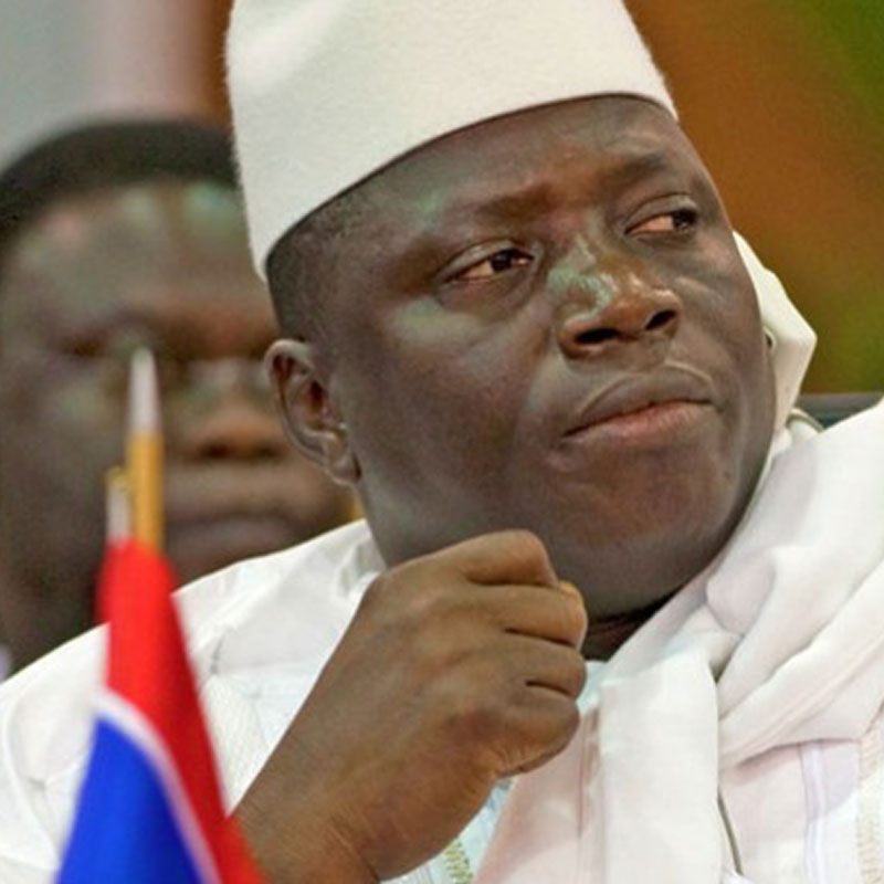 Gambie, Election pr?sidentielle 2016: Yahya Jammeh reconna?t sa d?faite :: GAMBIA