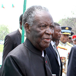 Zambia president:camer.be