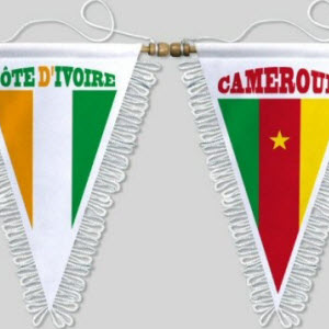 Direct stream  Cameroun 0 - C�te d�Ivoire 1 : �a s