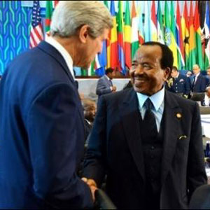 Biya Africa Usa Summit:Camer.be