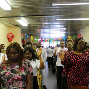PRESBYTERIAN CHURCH IN CAMEROON BELGIUM TURNS 10