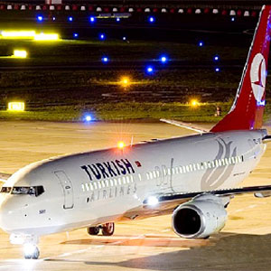 Turkish Airlines:Camer.be