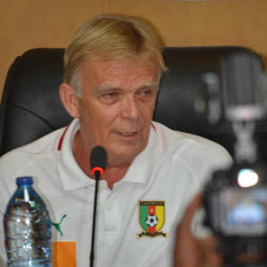 Cameroun,Cameroon Vs Sierra leone : interview exclusive de Volker Finke