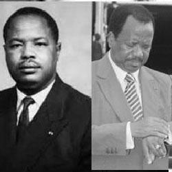 Ahidjo Biya:Camer.be