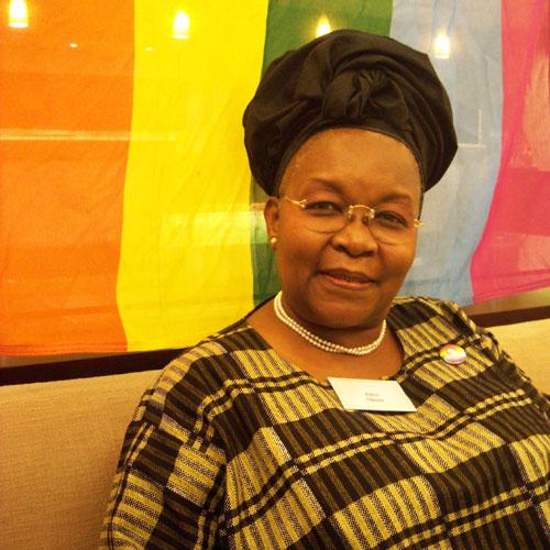 "CAMEROUN :: Me Alice Nkom à Chantal Biya : ""Il faut payer la pension de Germaine Ahidjo"" :: CAMEROON"