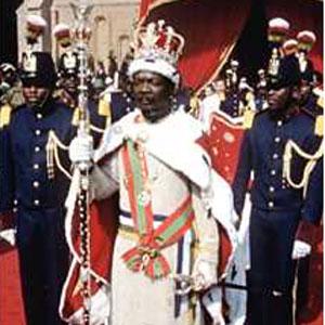 Archives Foccart : la France et le coup d'Etat de Bokassa