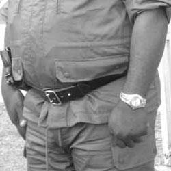 Demande de révocation d'office du corps de la police, de l'Officier EKANGA MARCELIN ACHILLE