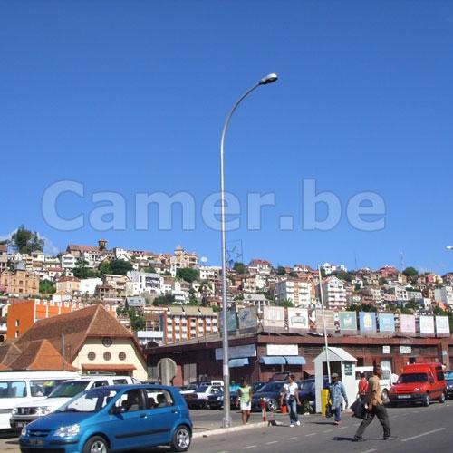 Clin d'œil sur la rue de la joie à Antananarivo