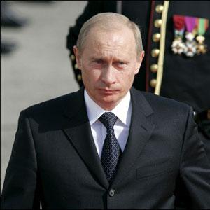 Poutine accuse l'armée ukrainienne d'être une Légion étrangère de l'Otan