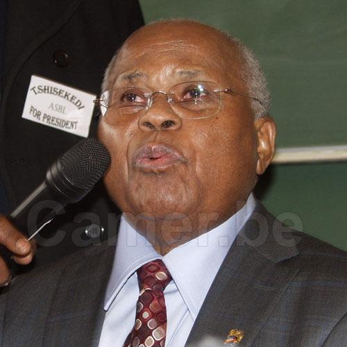 RDC : En attendant la conquête de la présidence, Etienne Tshisekedi attend en Belgique