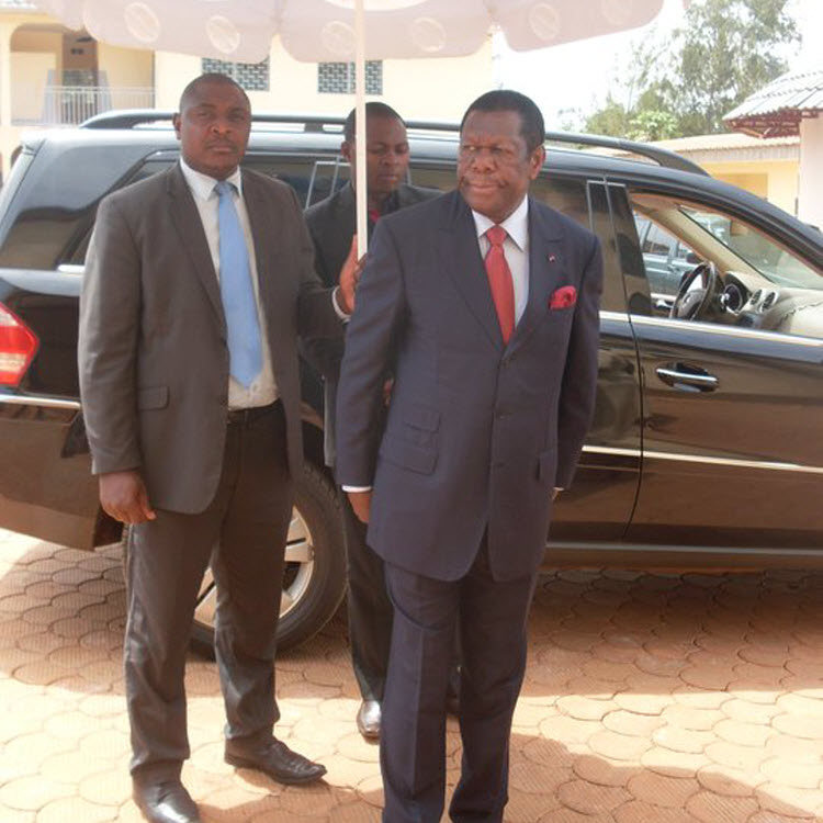 SUCCESSION FOTSO VICTOR: GROSSE TENSION A MBOUO-BANDJOUN