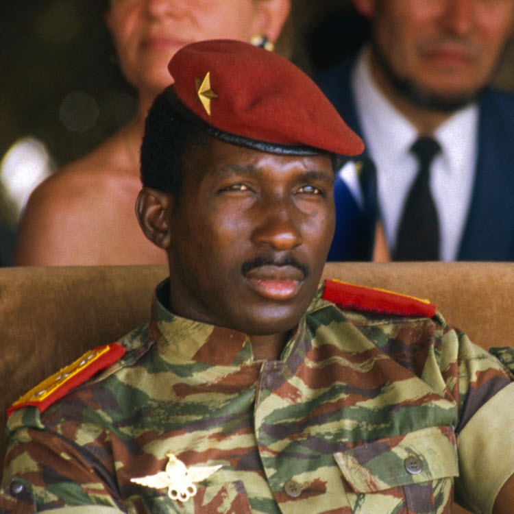 Assassinat de Thomas Sankara :  La main de la France