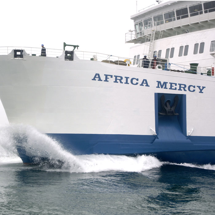 « Mercy Ships » : Déjà 3000 patients recensés