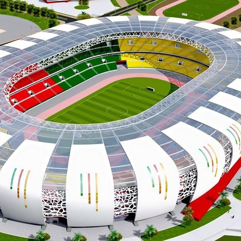 Can 2022: Complexe sportif d'Olembe : le grand bluff !