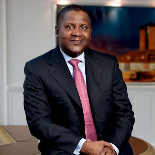 Aliko Dangote s'offrira Arsenal