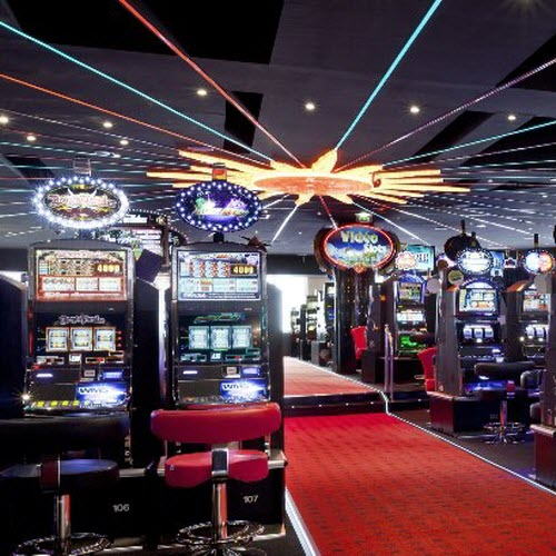Casinos : jeux de cache-cash