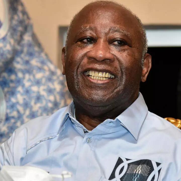 Laurent Gbagbo à Abidjan : « Je suis votre soldat, je suis mobilisé » !