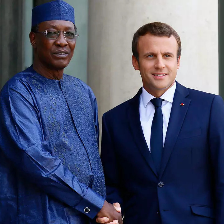 Après la mort d'Idriss Deby Itno… : Les enjeux de la visite de Macron au Tchad