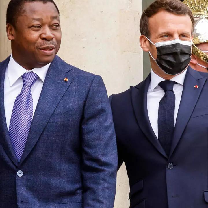 Togo : tour de piste royal à Paris pour le président Faure Gnassingbé