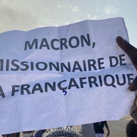 Le Tchad : Mobilisations massives contre la junte militaire et l'impérialisme français