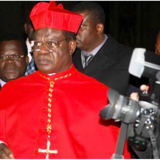 L'influent cardinal Monsengwo, archevêque émérite de Kinshasa, est mort