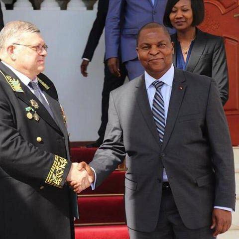 Centrafrique, l'ambassadeur russe, Vladimir Titorenko, quitte Bangui