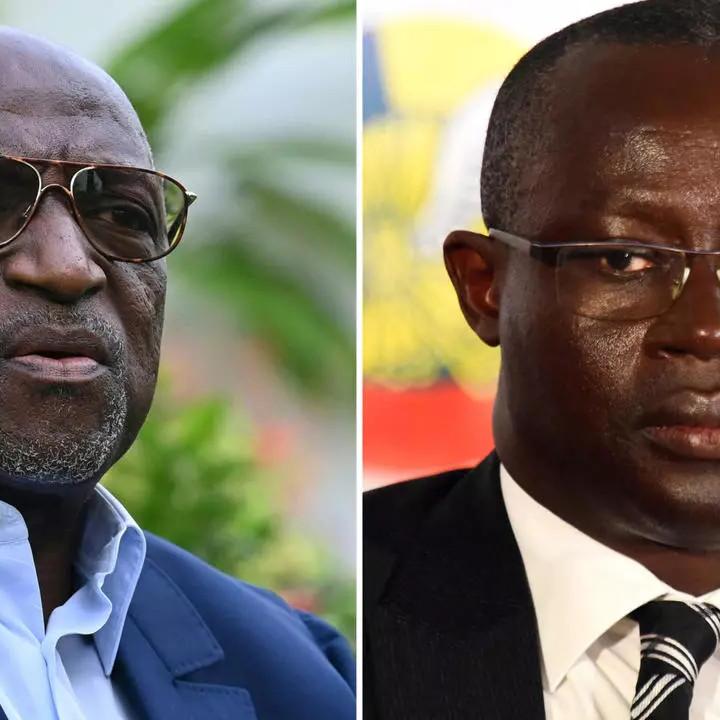 Présidence de la CAF: Anouma et Senghor retirent leurs candidatures