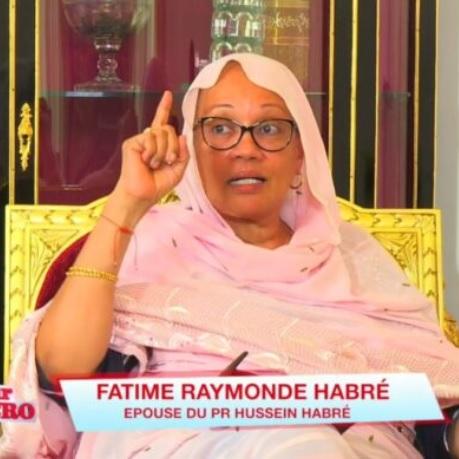 """Lutte contre Boko Haram, Fatime Raymonde Habré  """"Le Cameroun a amené un chèque à Idriss Deby"""""""