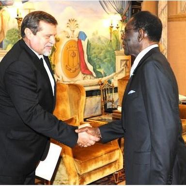 L'ouverture de l'ambassade russe à Malabo est mise en question