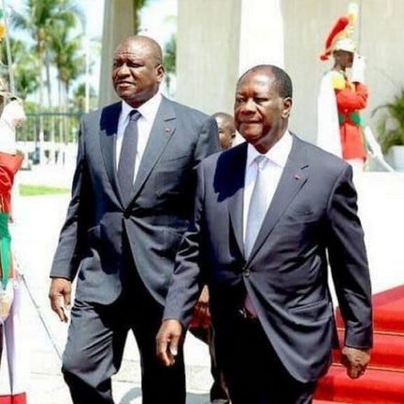 Alassane Ouattara et la série de décès de ses lieutenants depuis 2011