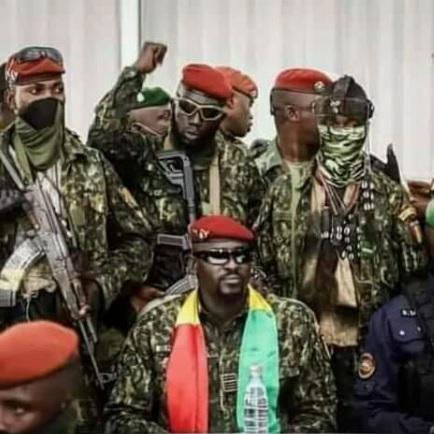 Mise à la retraite de 42 généraux: Le colonel Doumbouya fait acte de courage et de prévisibilité