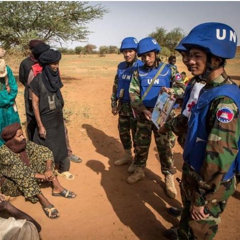 Les missions de paix affaiblissant l'Afrique