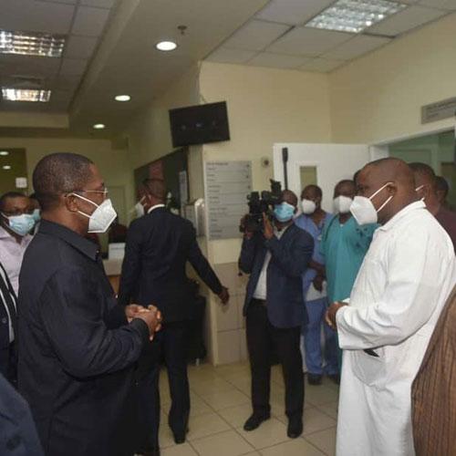 OBIANG Nguema rappelle son ambassadeur à Londres