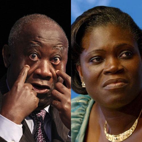 Officiel : Laurent Gbagbo demande le divorce d'avec Simone Gbagbo