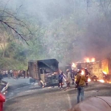 Communiqué de presse EFRACAM au sujet du drame routier de Dschang du 27 janvier 2021