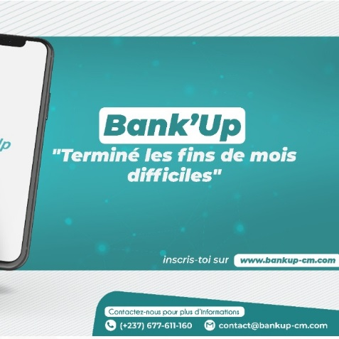 FinTech:Bank'Up, la startup qui innove avec le paiement à crédit au Cameroun